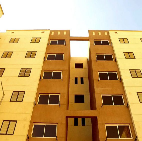 Housing project in port said