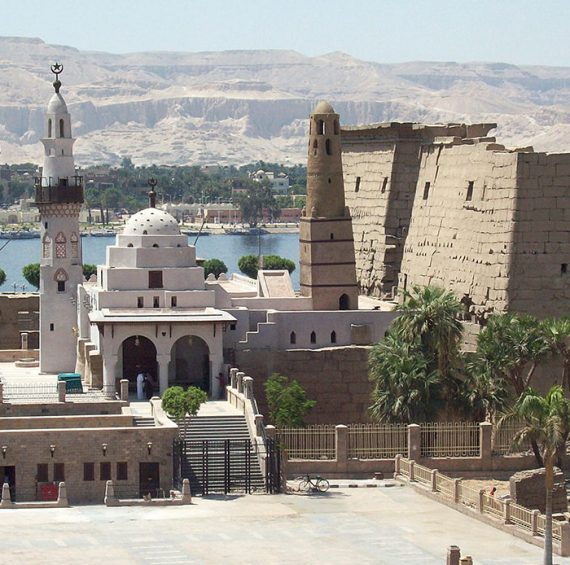 مسجد ابو الحجاج الاقصرى