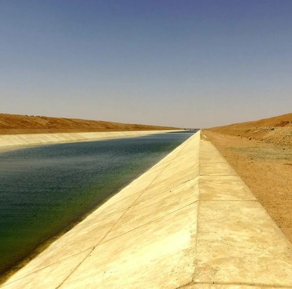 Irrigation projects